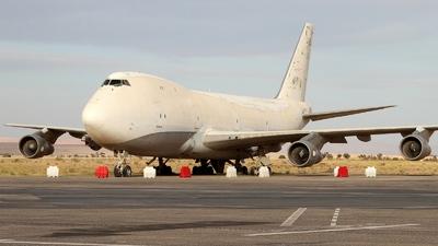 YI-AGP - Boeing 747-270C(M) - Iraqi Airways