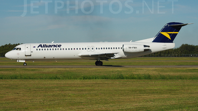 VH-FWH - Fokker 100 - Alliance Airlines