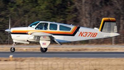 A picture of N371B - Beech H35 Bonanza - [D5069] - © Agustin Anaya