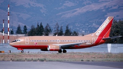 N319SW - Boeing 737-3H4 - Southwest Airlines