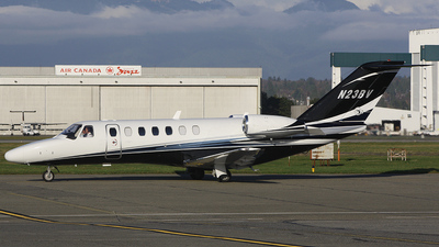 N23BV - Cessna 525B CitationJet 3 - Private