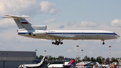 RA-85574 - Tupolev Tu-154B-2 - Zapolyarye Airlines