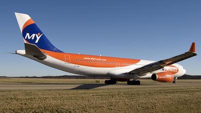 OY-VKI - Airbus A330-343 - MyTravel Airways AS