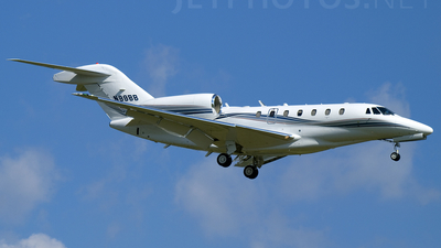 N99BB - Cessna 750 Citation X - Cessna Aircraft Company