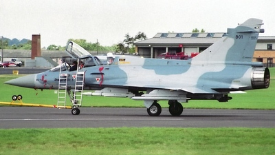 B01 - Dassault Mirage 2000B - France - Air Force