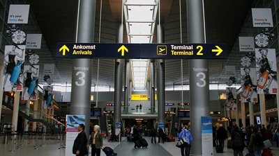 EKCH - Airport - Terminal