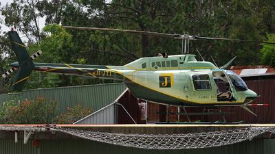 VH-JTI - Bell 206B JetRanger II - Private
