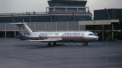 N5031 - British Aircraft Corporation BAC 1-11 Series 401AK - American Airlines