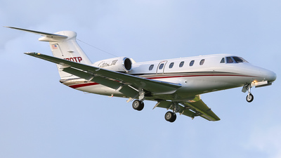N370TP - Cessna 650 Citation III - Private