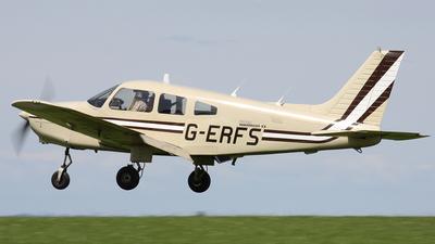 G-ERFS - Piper PA-28-161 Warrior II - Private