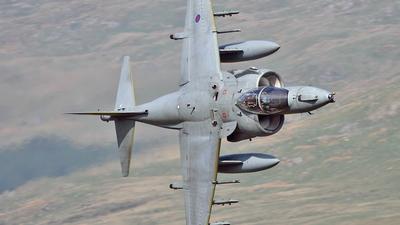ZD438 - British Aerospace Harrier GR.7 - United Kingdom - Royal Air Force (RAF)
