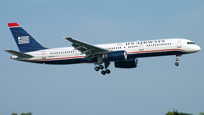 N915AW - Boeing 757-225 - US Airways (America West Airlines)