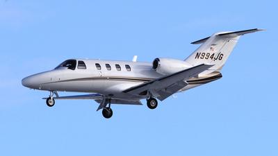 A picture of N994JG - Cessna 525 Citation M2 - [5251053] - © Mike MacKinnon