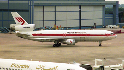 PH-MBN - McDonnell Douglas DC-10-30(CF) - Martinair Holland