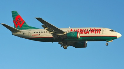 N155AW - Boeing 737-3G7 - America West Airlines