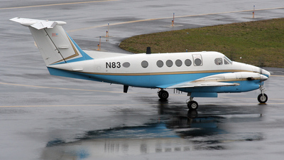 N83 - Beechcraft B300 King Air - United States - Federal Aviation Administration (FAA)