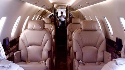 - Cessna 750 Citation X - Private