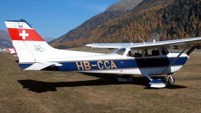 A picture of HBCCA - Cessna FR172K Hawk XP - [00621] - © Mirko Bleuer
