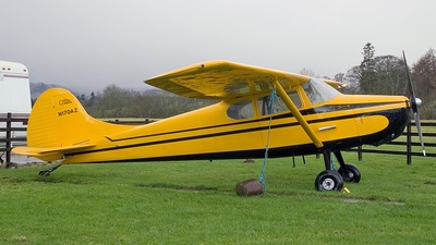 N170AZ - Cessna 170 - Private