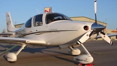 A picture of N415TL - Cirrus SR22 - [2041] - © Cory W. Watts