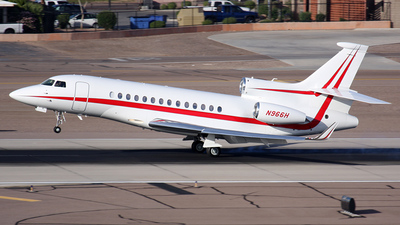 N966H - Dassault Falcon 7X - Honeywell Aerospace