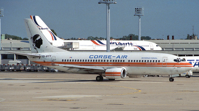 EI-BTT - Boeing 737-3YO - Corse Air International