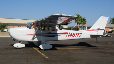 N46177 - Cessna 172I Skyhawk - Private