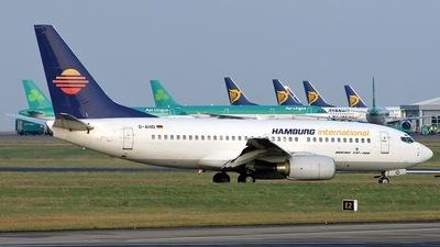 D-AHID - Boeing 737-73S - Hamburg International
