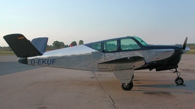 D-EKUF - Beechcraft G35 Bonanza - Untitled