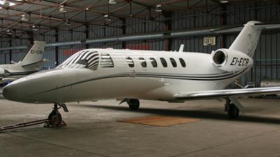 EI-ECR - Cessna 525A CitationJet 2 Plus - Private