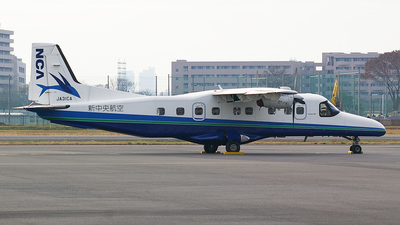 JA31CA - Dornier Do-228-212 - New Central Airline (NCA)