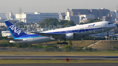 JA8287 - Boeing 767-381 - All Nippon Airways (ANA)