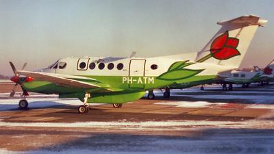 PH-ATM - Beechcraft 200 Super King Air - Tulip Air