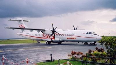F-OHJN - ATR 72-212A(500) - Air Tahiti