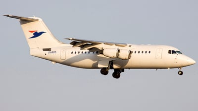 OY-RCD - British Aerospace Avro RJ85 - Atlantic Airways