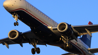 N958UW - Embraer 190-100IGW - US Airways