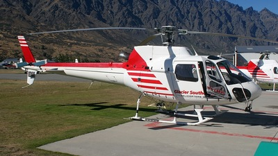 ZK-IDM - Aérospatiale AS 350B2 Ecureuil - Helicopters Queenstown