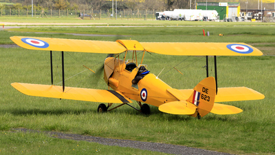 G-ANFI - De Havilland DH-82A Tiger Moth - Private