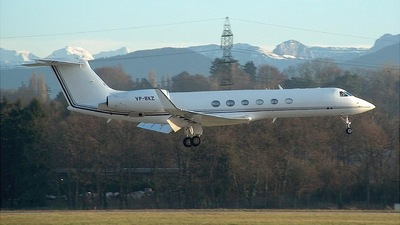VPBKZ - Gulfstream G-V - Private