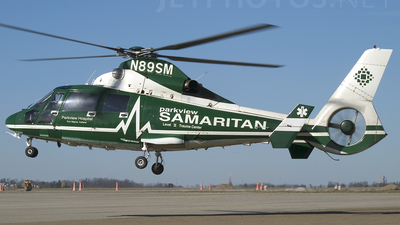 A picture of N89SM - Aerospatiale AS365 N2 Dauphin - [6425] - © TarmacPhotos.com