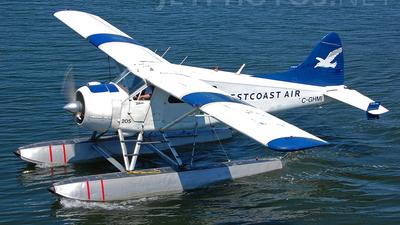 C-GHMI - De Havilland Canada DHC-2 Mk.I Beaver - West Coast Air