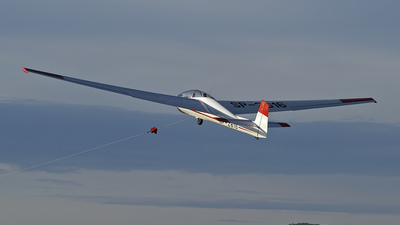 SP-2816 - SZD 9bis Bocian - Aero Club - Rybnik
