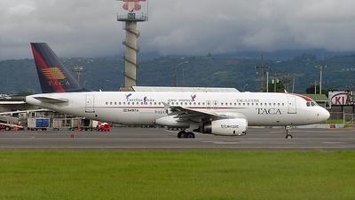 N491TA - Airbus A320-233 - TACA International Airlines