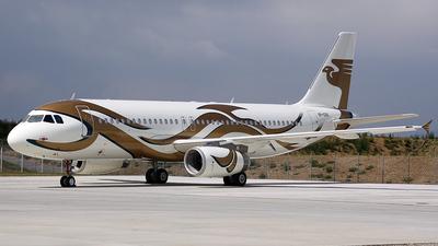 VP-CSS - Airbus A320-232 - Saad Air