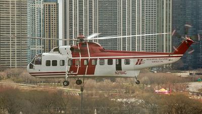 A picture of N219AC - AgustaWestland AW109 - [22068] - © Karthik Selvan