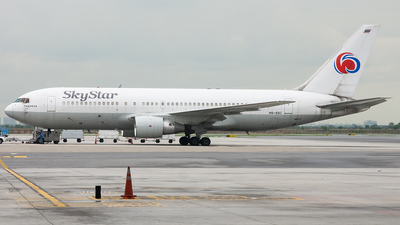 HS-SSC - Boeing 767-222 - SkyStar Airways