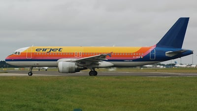 EI-DKG - Airbus A320-214 - Eirjet