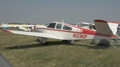 A picture of N33KP -  - [09160066] - © Paul Chandler