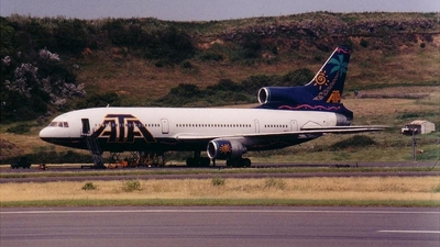 - Lockheed L-1011-500 Tristar - ATA Airlines