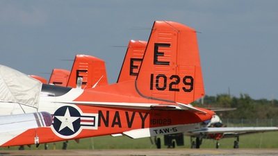 161029 - Beechcraft T-34C Turbo Mentor - United States - US Navy (USN)